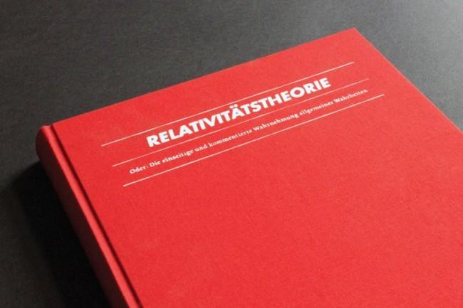 Relativitaetstheorie