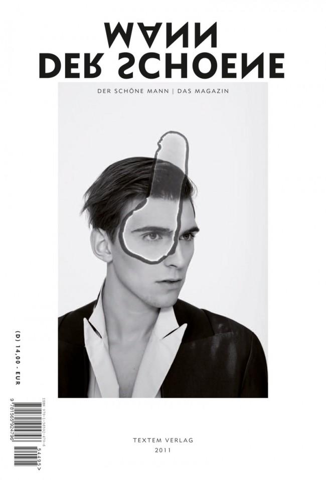 Buchprojekt »Der Schöne Mann« herausgegeben von der Hochschule für Künste im Textem Verlag