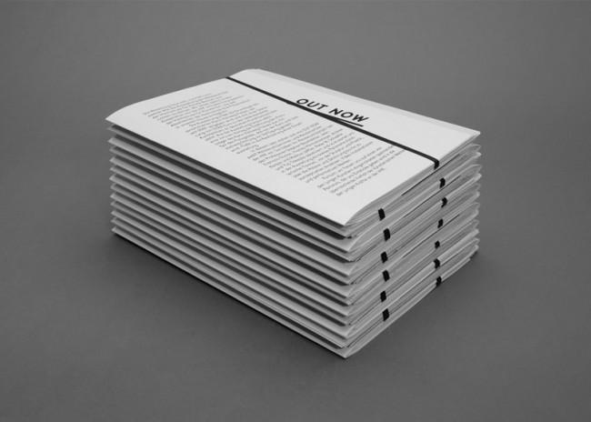 Katalog zur Meisterschülerausstellung »Out Now« der Hochschule für Künste Bremen (zusammen mit Vivien Anders und Caspar Sessler)