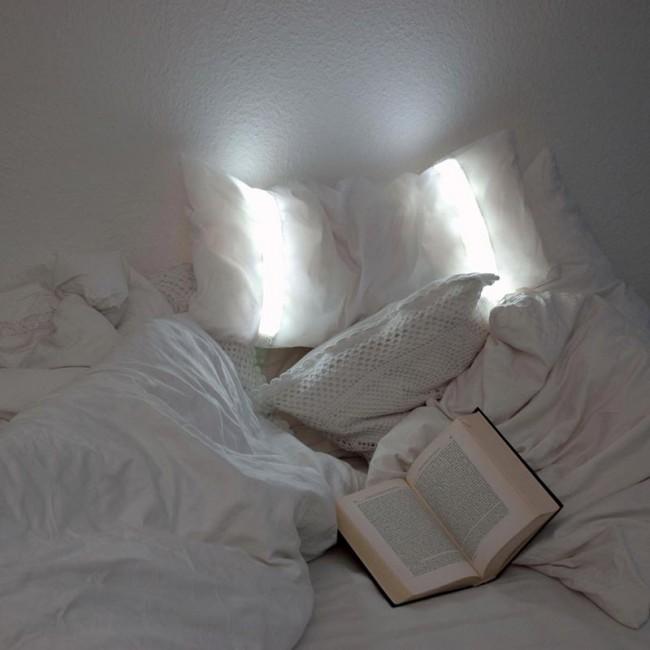 Leucht & Lesekissen