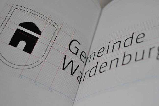 Überarbeitung des Erscheinungsbilds der Gemeinde Wardenburg