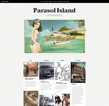 Bild Parasol Island