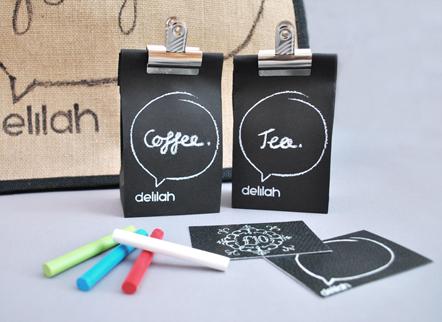 Bild Delilah Packaging