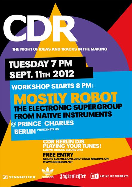 Bild CDR Berlin