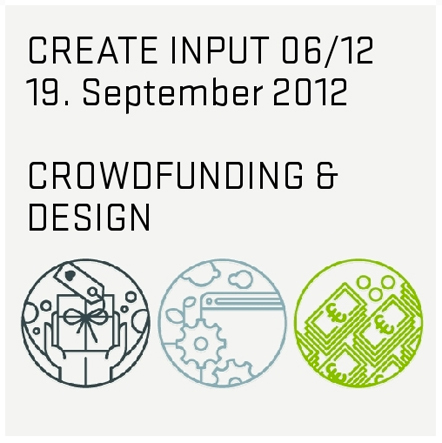 Bild Crowdfunding & Design