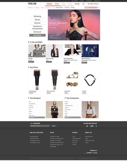 Bild Yoox.com