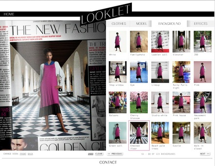 Looklet Magazintitel