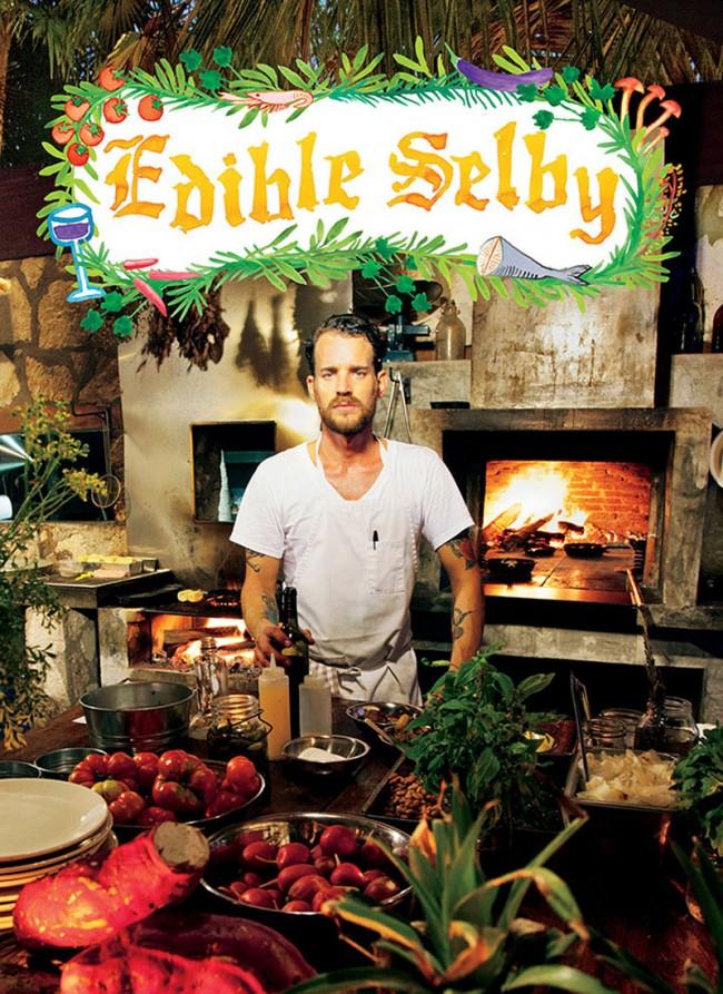 »Edible Selby«