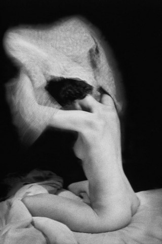 Pinter & Milch – Galerie für Fotografie: »Das Auge der Liebe« von René Groebli, O.T. aus der Serie, 1953