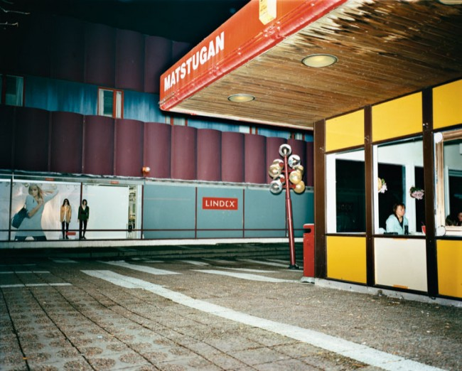 Swedish Photography: »Vinter« von Lars Tunbjörk