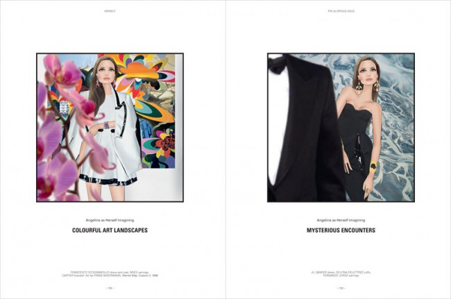 Herself. The Glorious Issue — Autumn Winter 2012 — Nº 03