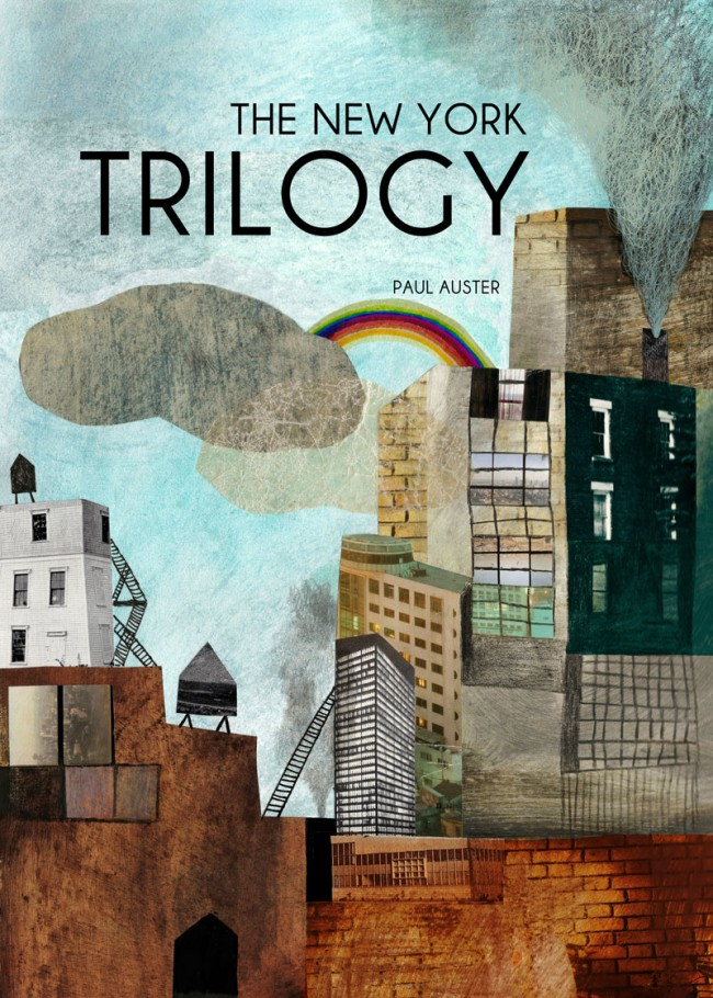 The New York Trilogy | Beatrice Alemagna, IT