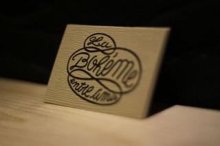 La Bohème, Branding