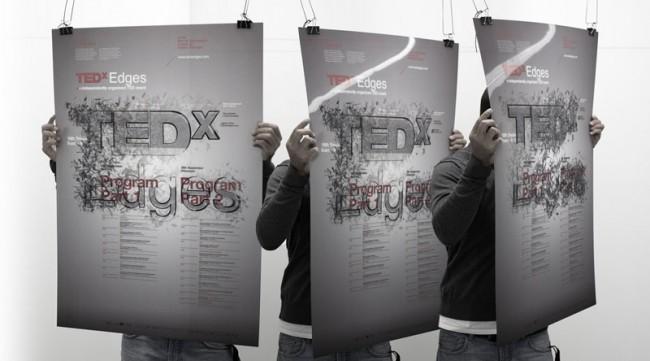 TEDxEdges, Branding