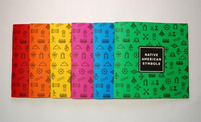 Native American Symbol books