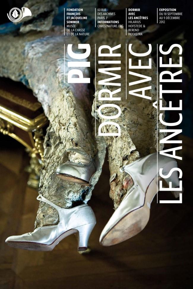 Musée de la chasse & de la Nature, 2012 – exhibition poster