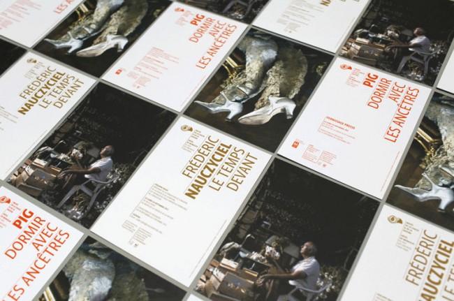 Musée de la chasse & de la Nature, 2012 – invitation cards