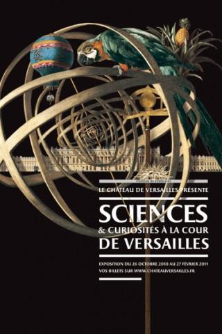 Château de Versailles – exhibition poster
