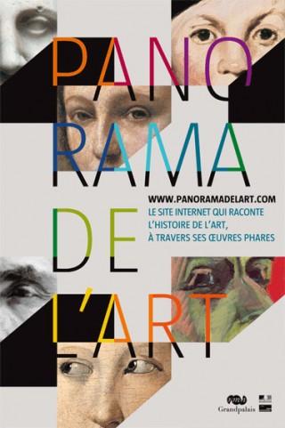 Panorama de l'art – poster