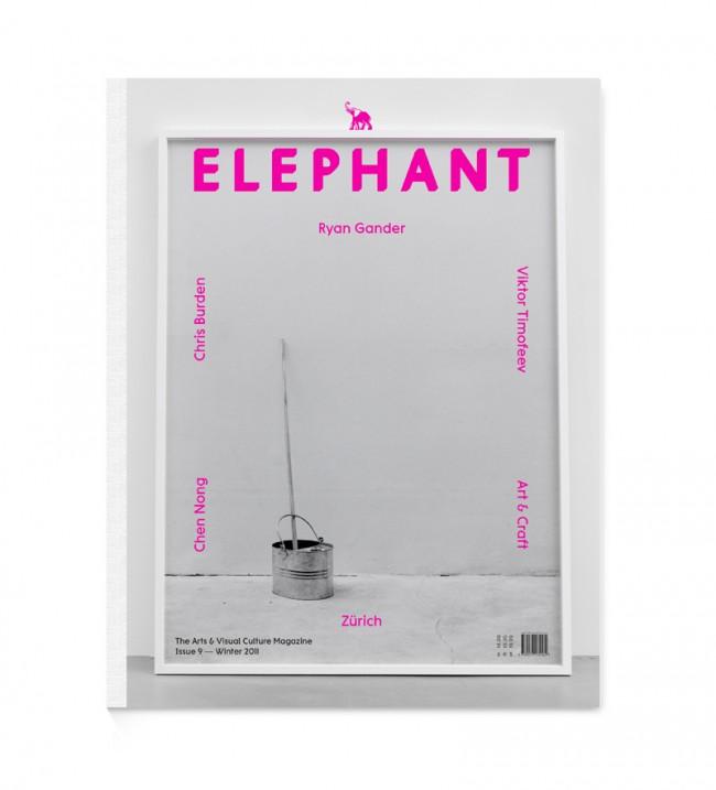 Elephant Magazine No. 9