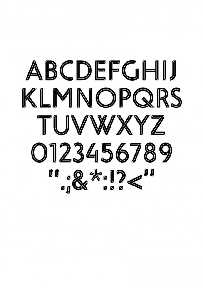 Premio Typeface