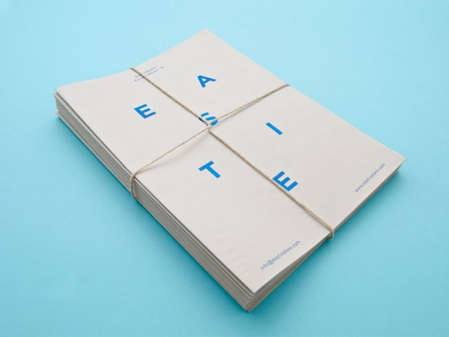 A/W12 Lookbook — 1 colour Risograph printed in-house on 70 gsm newsprint.