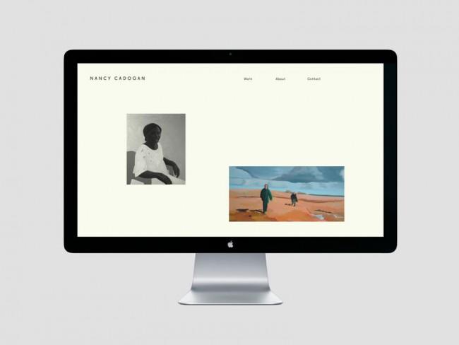 Website Nancy Cadogan