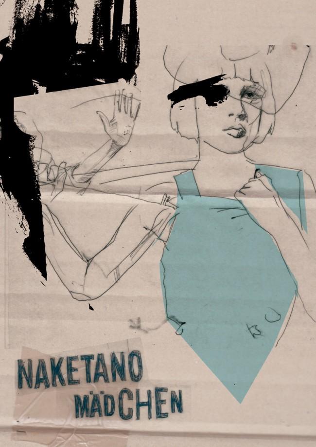 Naketano: Necklabel-Illustration