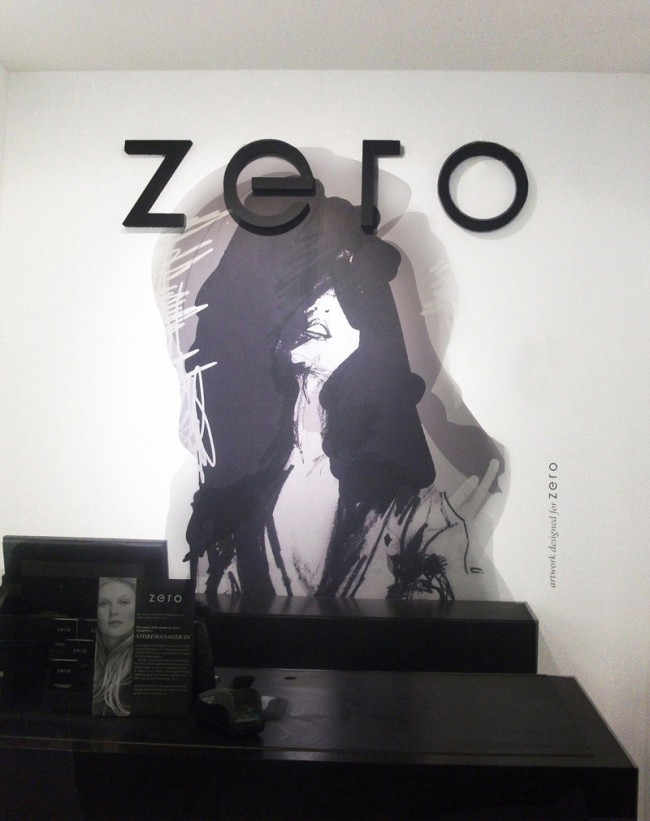 zero: Fashion-Illustration