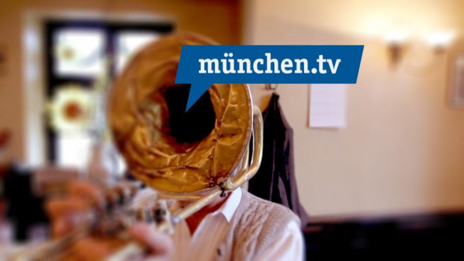 Bestes neues Corporate-Design-Paket on air: Alpenblick: München TV Redesign