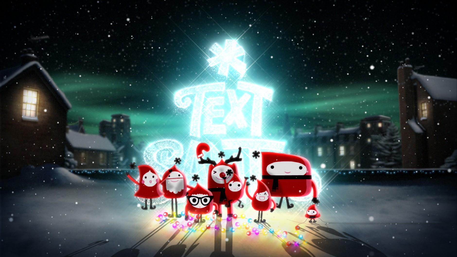 Spezialpreis Creation: Lambie-Narin: ITV - Text Santa