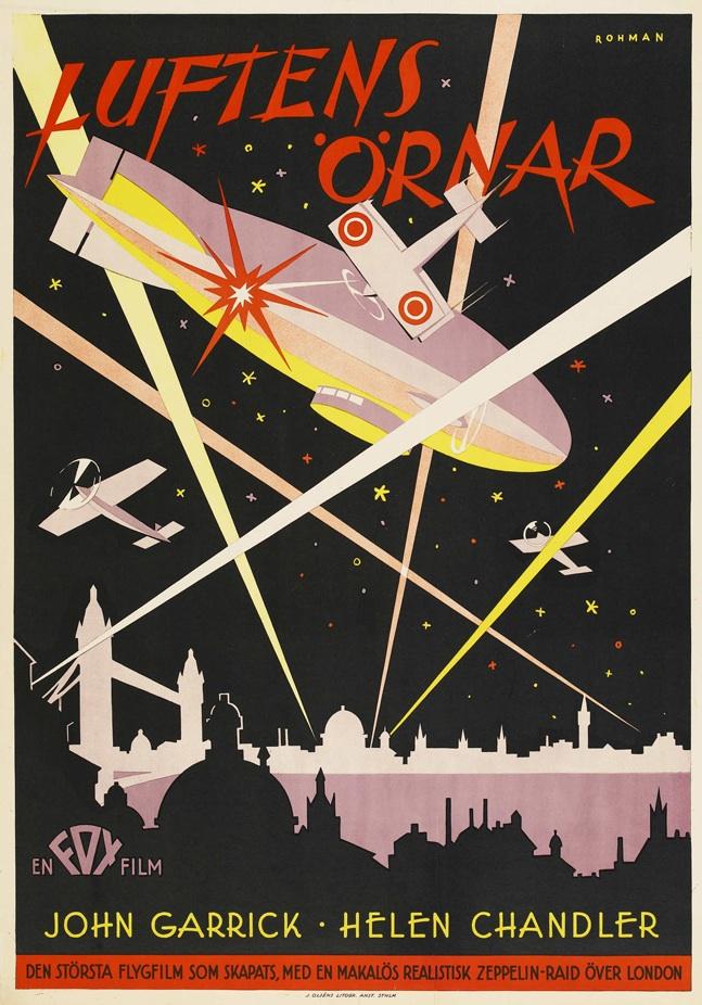 Sky Hawk, 1929