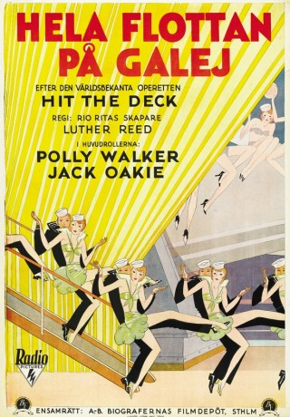 Hit the Deck, 1930