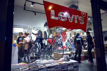Bild Levi's Commuter Bikes