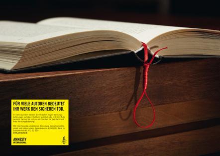 Bild Amnesty International Autorenrechte