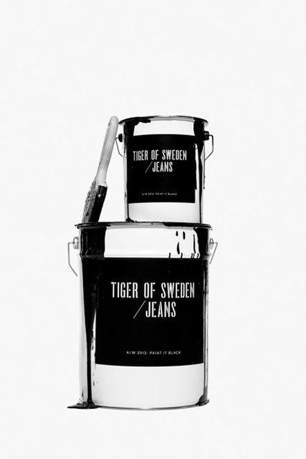 Bild Tiger of Sweden Jeans Black