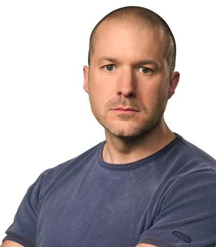 Apple Jonathan Ive