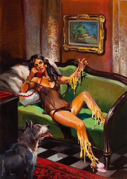 SEXPLANET Erotische Science-Fiction-Geschichten