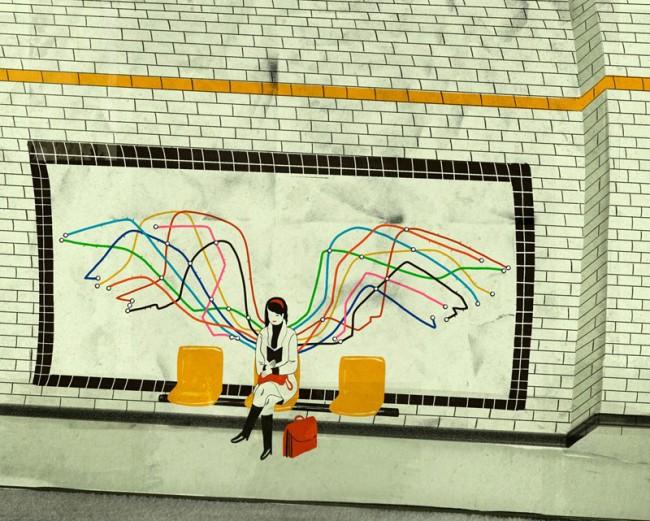 U-Bahn-Plan