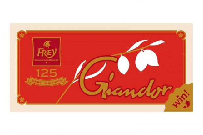 »Giandor« Schokolade von Frey