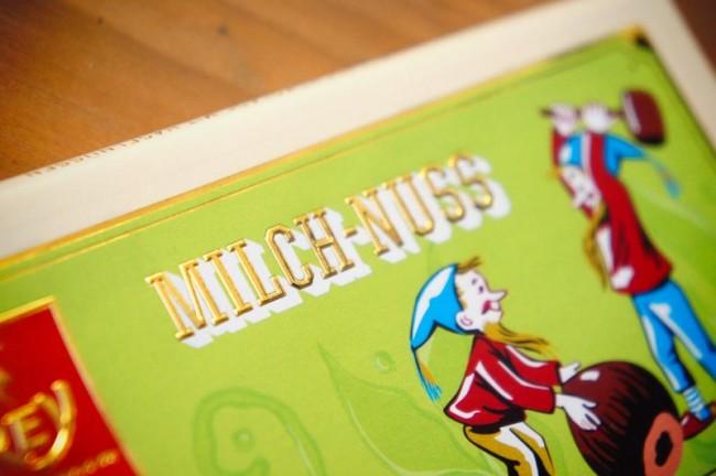 »Milch & Nuss«