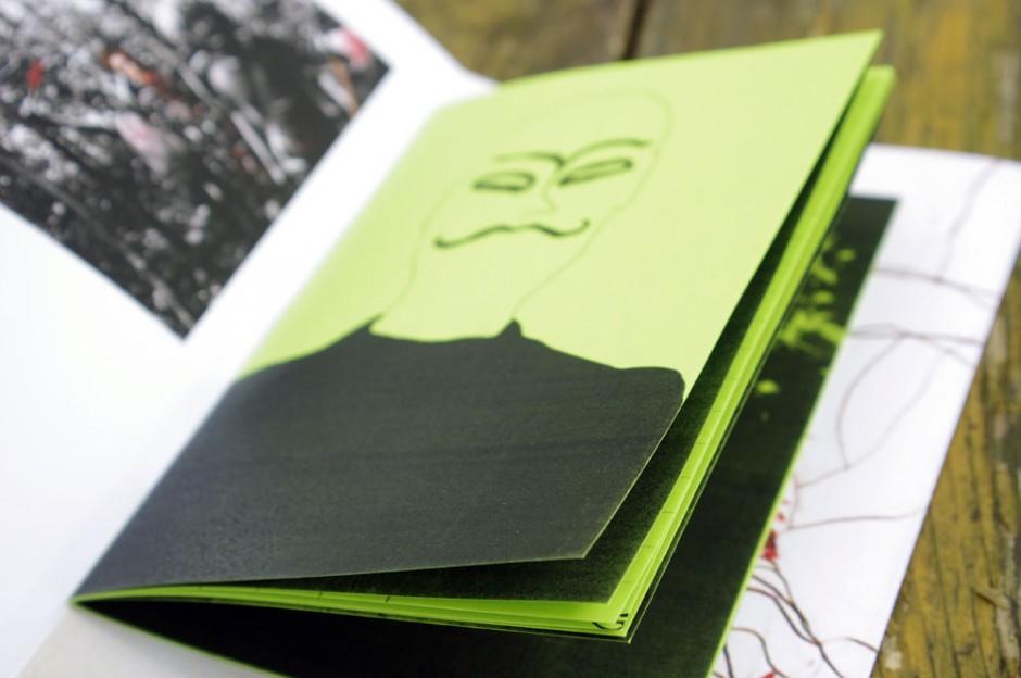 Maya Rochat – Künstlerbuch