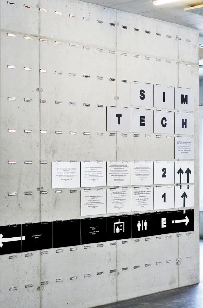 SimTech, Universität Stuttgart, L2M3 Kommunikationsdesign, Stuttgart