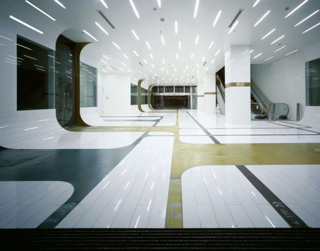 SIGNTERIOR , Nacasa & Partners Inc., Tokio