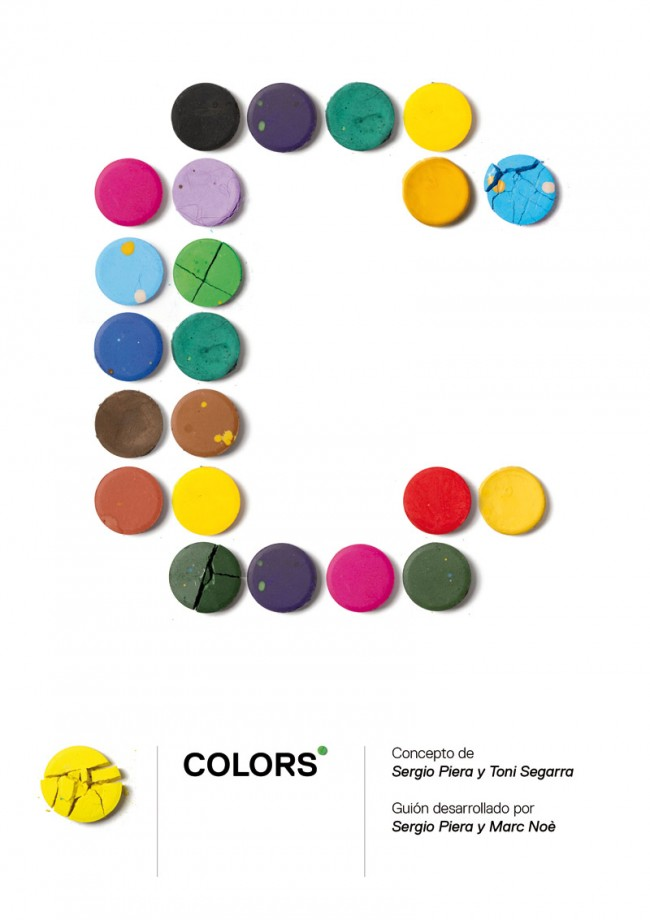 Poster for the film COLORS