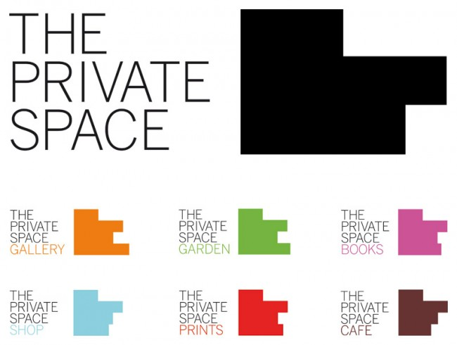 Art direction and integral design for The Private Space