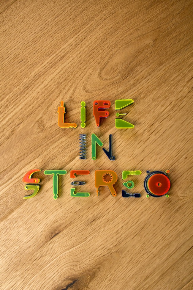 Cover Life in Stereo