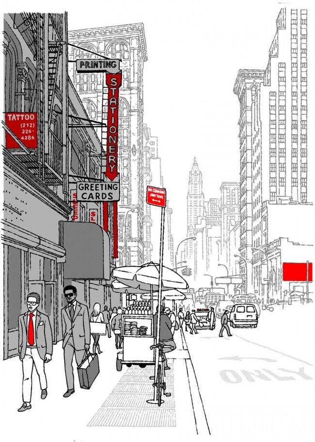 »NEW YORK, NEW YORK«