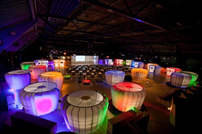 Eva Gold Mitarbeiter-Events: BASF We create chemistry world tour von circ und 3deluxe