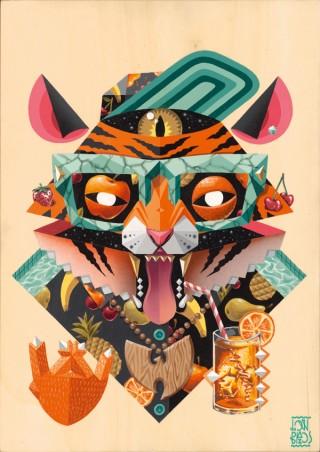 LowBros: Tiger Hoods